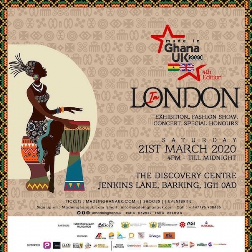 Made In Ghana UK 4th Edition
