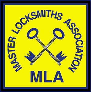 Master Locksmiths Association Logo Large