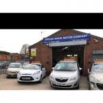 Bridge Moor Motor Co