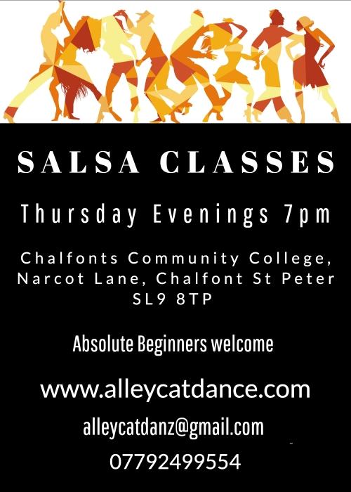 Beginners Salsa Dance Classes