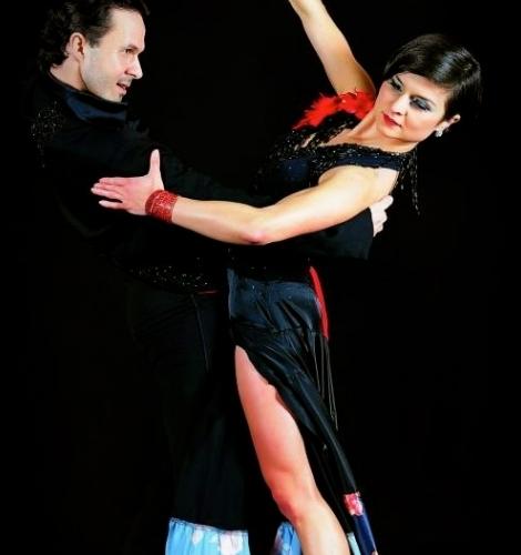 Andrew Cuerden and Viktoriya Wilton
