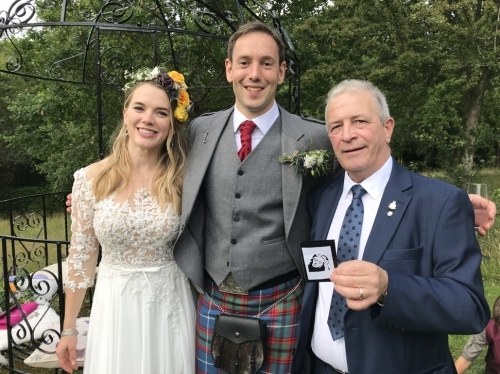 Edinburgh Magician - Wedding Magic