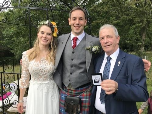 Edinburgh Magician - Wedding Magic