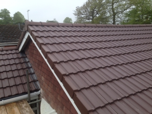4 Tiled Roof