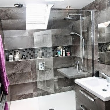 contemporary bathrooms edinburgh