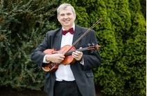 Dave Lycett violin and viola