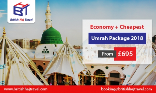 Cheap Umrah packages 2018