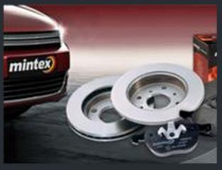 Mintex hydraulics, sensors and brake fitting kits available.