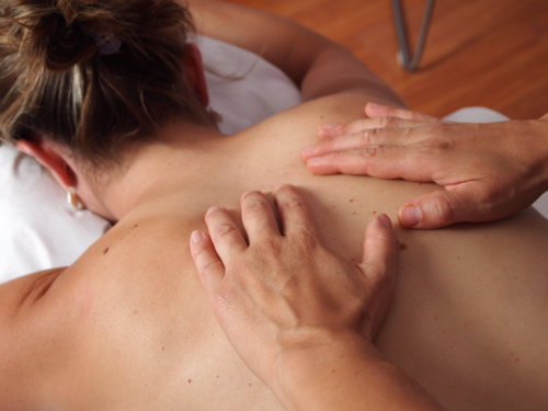 Body to Body Sensual Massage for Women in Kent