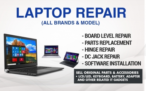 Hove Laptop Repairs Services