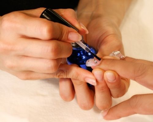 U.V. Gel Nail Varnish Course
