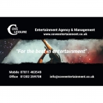 Cove Leisure Dj's & Live Acts