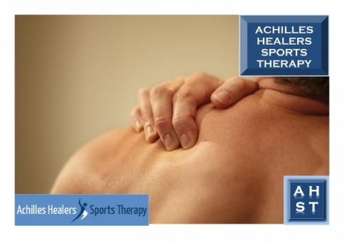 Achilles Healers Sports Therapy Shoulder Pain Treatment