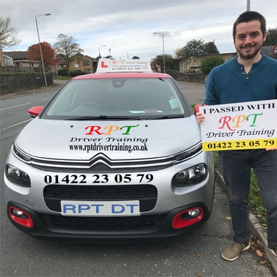 RPT Driver Training - Driving Lessons Halifax - Mark Pearcey