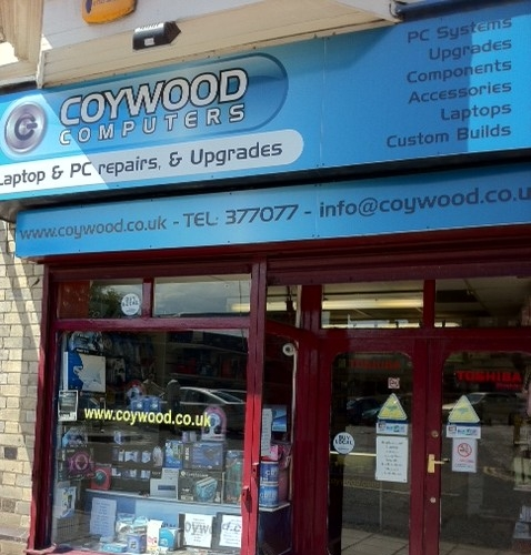 Main photo for Coywood Computers