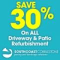 Save 30% on ALL Driveway & Patio Refurbishment