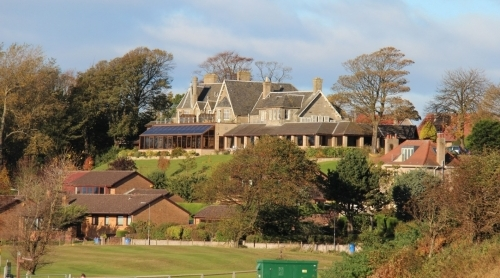 Old Manor Hotel Lundin Links Near St Andrews