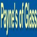 Payne's of Glass