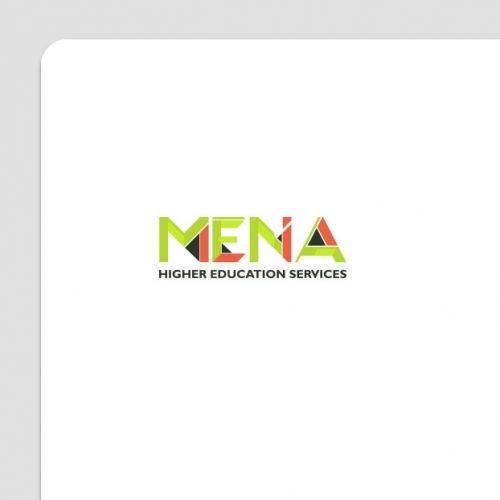 Latest logo for MENA Higher Education Services