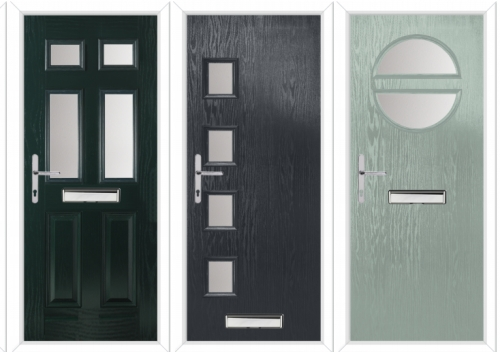 COMPOSITE DOOR SALE