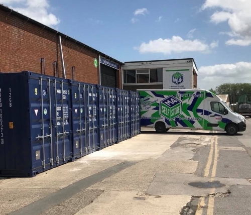 Self Storage facility Swindon