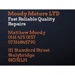 Moody Motors Ltd
