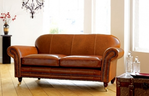 Rochester Vintage Leather Sofa