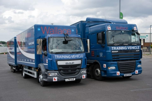 HGV LGV Driver Training and Test