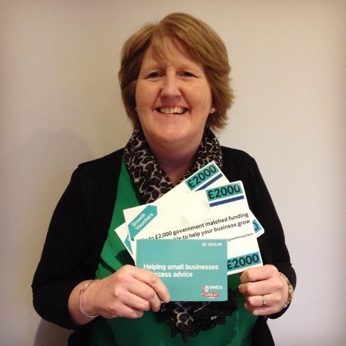 Janet Bebb of Social Progress Ltd is an official Growth Voucher Advisor and a Growth Accelerator Coach