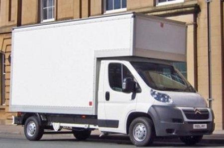 Cheap Luton Van