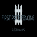 First Rate Fencing & Landscapes