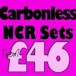 Carbonless Sets from £46