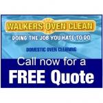 Walkers Oven Clean