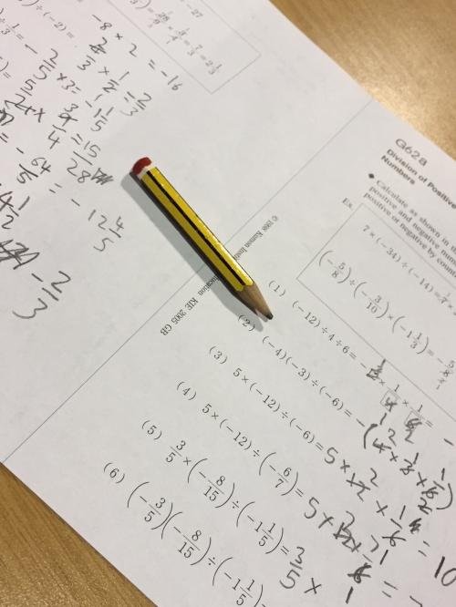 Maths and English Study programmes