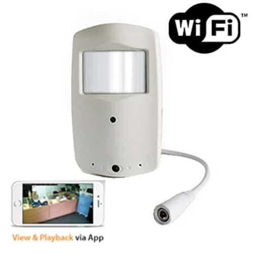 Hd Wifi Pir Covert Camera