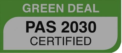 Pas2030 Certified