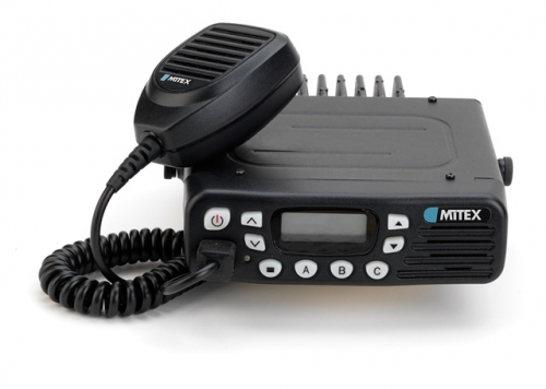 MITEX MOBILE RADIO 5W POWER