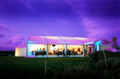 Wedding Marquee Broxmouth