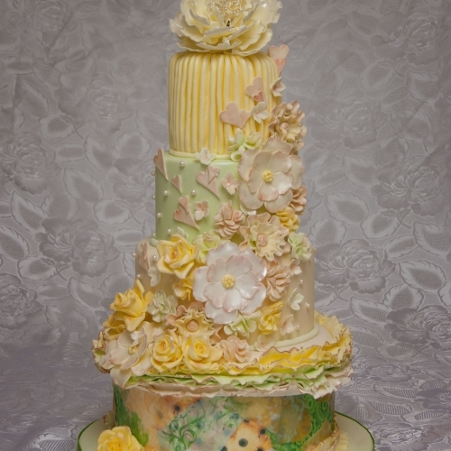 wedding cake maker surrey cakes by cake makers in camberley 23206