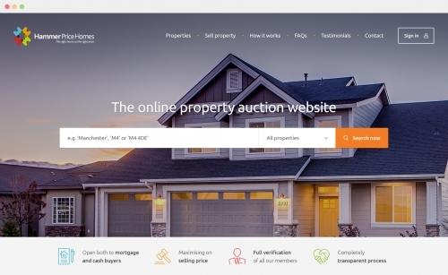 Hammer Price Homes