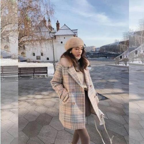 Winter Warm Wool Coat
