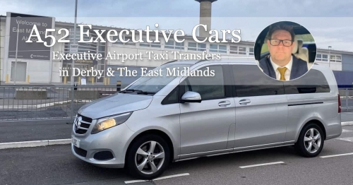 Airport Transfer in Derby