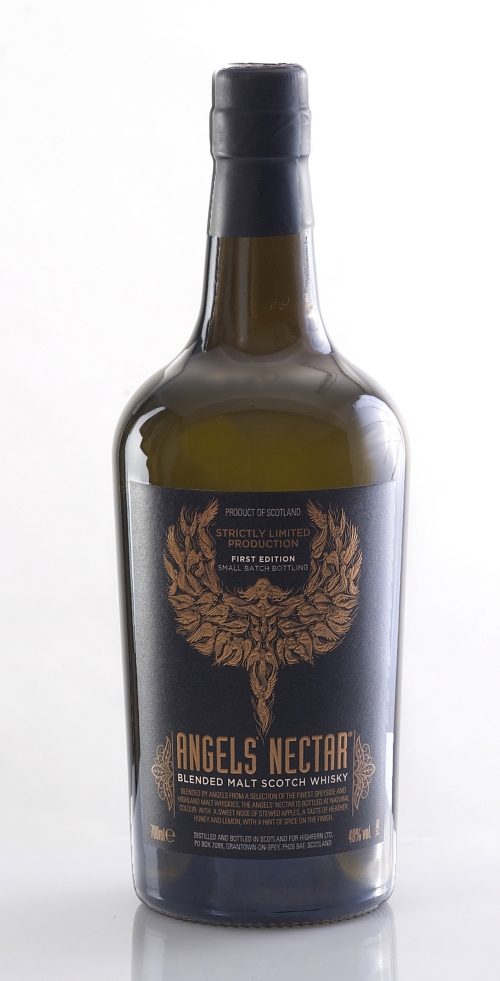 Angels' Nectar Blended Malt Scotch Whisky First Edition
