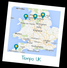 Tempo Saves Energy Regional Offices