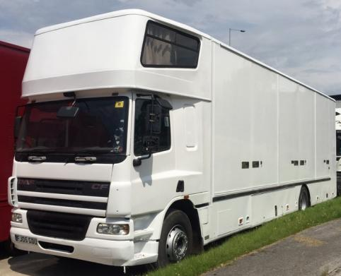 Removals Vehicle for very large moves