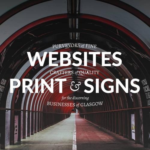 web design services glasgow