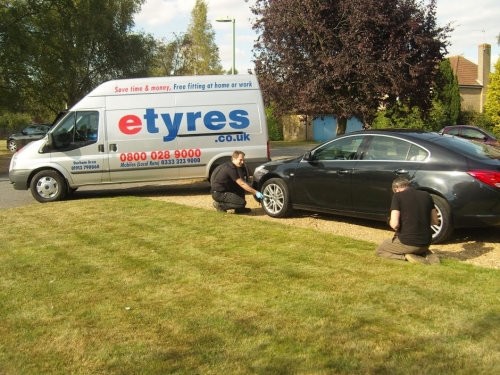 Mobile Tyre Fitters