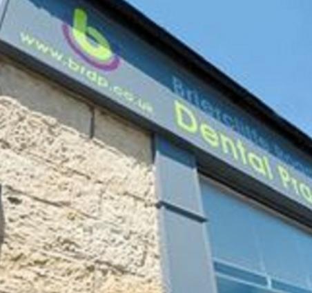 Outside Briercliffe Road Dental Practice
