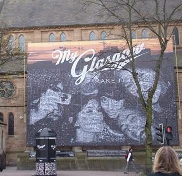 Large Format Big Printed Banner