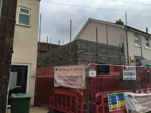 Building Contractors in Margate, Kent